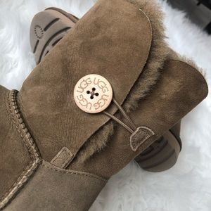 UGG Shoes - UGG Australia Bailey Button Sheepskin Boot